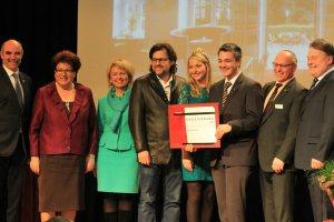 """""""#Franken – #Wein.Schöner.Land!"""" mit hohem Qualitätsanspruch: neue Auszeichnungen #Weintourismuspreis 2014, Restaurants"""