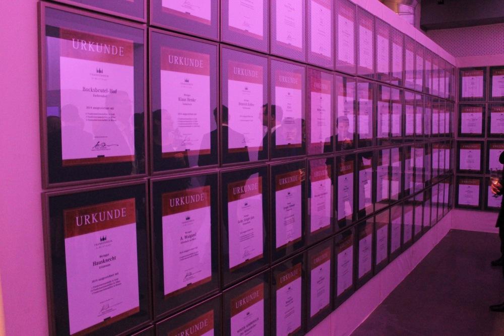 Die #Ehrenpreise zur #Fränkischen #Weinprämierung 2014 (2/2)