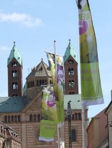 Wein am Dom - Speyer Dom2015