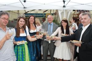 4. Bayerische Genussfestival Genuss pur