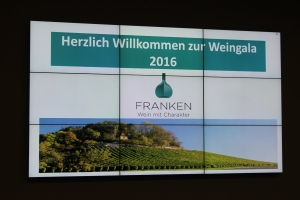 Weingala Franken 2016 - Ball des Frankenweines