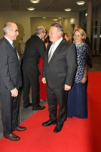 WBP Artur Steinmann, Landwirtschaftsminister Helmut Brunner mit Gattin