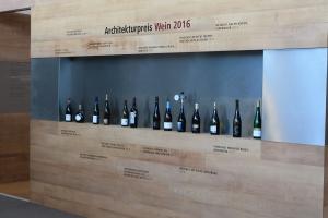 Wein und Architektur